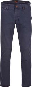 Niebieskie spodnie Camel Active w stylu casual
