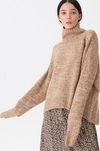 Brązowy sweter House w stylu casual