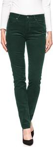 Spodnie Wrangler ze sztruksu
