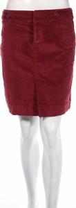 Czerwona spódnica American Eagle mini