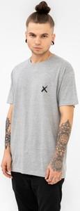 T-shirt Point X z krótkim rękawem
