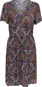 Sukienka Only z krótkim rękawem w stylu casual mini