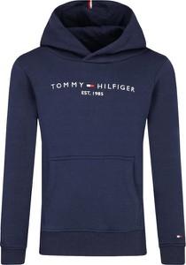 Niebieska bluza dziecięca Tommy Hilfiger