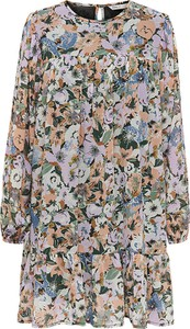 Sukienka Only mini z długim rękawem
