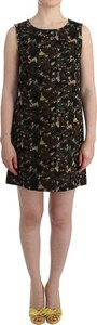 Sukienka Dolce & Gabbana z bawełny mini