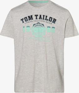 T-shirt Tom Tailor z krótkim rękawem