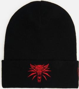 Czarna czapka House