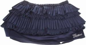 Niebieska spódniczka dziewczęca Guess
