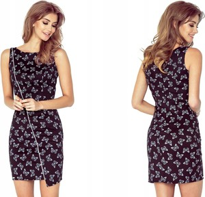 Sukienka Inna w stylu casual mini dla puszystych