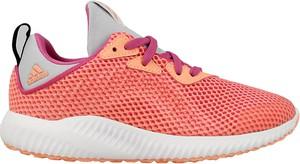 Różowe buty sportowe dziecięce adidas