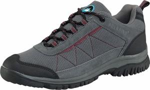 Buty trekkingowe POLARINO sznurowane z zamszu
