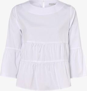 Bluzka Marie Lund z okrągłym dekoltem