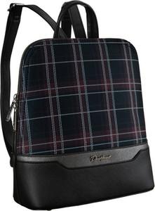 Czarny plecak David Jones