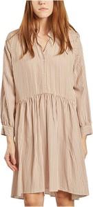 Sukienka Bellerose mini z długim rękawem