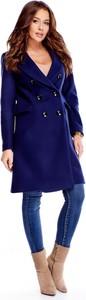 Płaszcz Wox z wełny