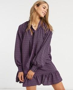 Sukienka Glamorous z dekoltem w kształcie litery v w stylu casual mini