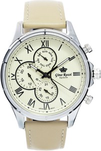 Zegarek męski Gino Rossi OLTRIS E11173A-3B1 +PUDEŁKO