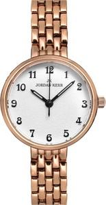 Zegarek damski Jordan Kerr L1019 - Różowozłoty