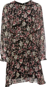 Sukienka bonprix RAINBOW oversize z długim rękawem w stylu casual