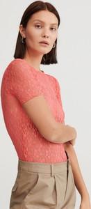 Różowa bluzka Reserved