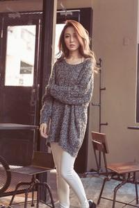 Sweter Yaze w stylu casual