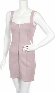Różowa sukienka Honey Punch