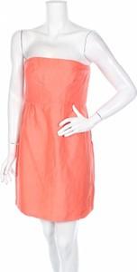 Różowa sukienka J.CREW mini