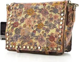83b51318cf99a torebka listonoszka skórzana - stylowo i modnie z Allani
