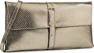 Złota torebka Calvin Klein na ramię