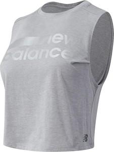 Bluzka New Balance w sportowym stylu
