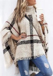 Sweter Kendallme w stylu casual z dzianiny