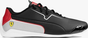 Czarne buty sportowe Puma sznurowane