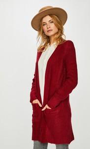 Czerwony sweter JACQUELINE DE YONG