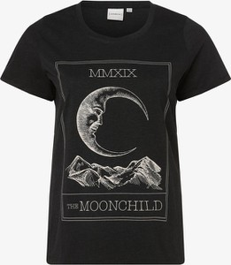 T-shirt Junarose z okrągłym dekoltem z krótkim rękawem