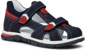 Buty dziecięce letnie Lasocki Kids dla chłopców na rzepy