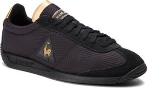 Buty sportowe Le Coq Sportif sznurowane w sportowym stylu