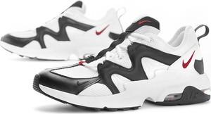 Buty sportowe Nike w sportowym stylu ze skóry