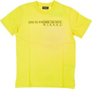 Koszulka dziecięca Diesel z bawełny