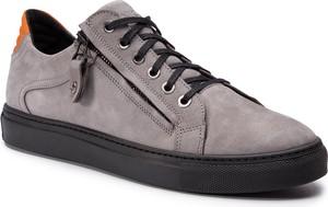 Sneakersy NIK - 03-0916-02-8-08-02 Szary