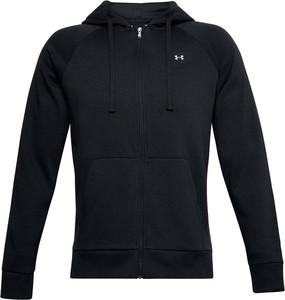 Czarna bluza Under Armour z bawełny
