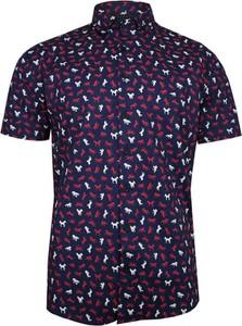 Koszula To-on z krótkim rękawem