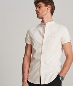 Koszula Reserved z krótkim rękawem