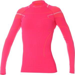 Damska termo koszulka Brubeck Thermo Longsleeve Pink XS