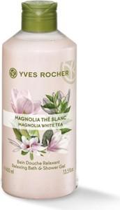 Yves Rocher Kremowy żel pod prysznic Magnolia i Biała Herbata
