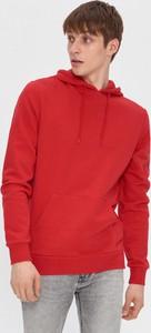 Czerwona bluza House