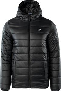 Czarna kurtka Martes Essentials krótka