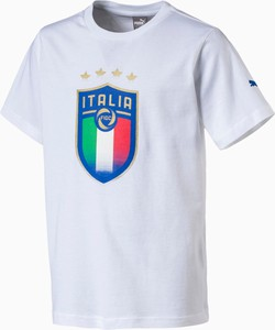T-shirt Puma z bawełny z nadrukiem