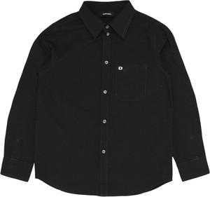 Czarna koszula dziecięca Diesel
