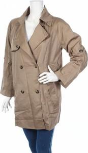 Brązowy płaszcz Venca