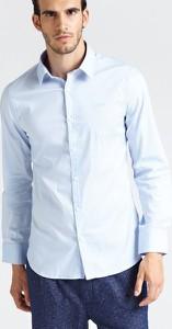 Koszula Guess w stylu casual z bawełny